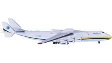1:400 21CM Herpa Antonov AN-225 Passenger Airplane Diecast Aircraft Plane Model