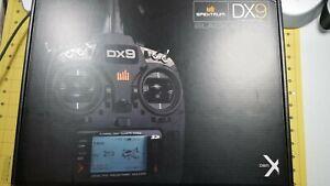 Spektrum DX9 Black Edition, Transmitter excelent condition