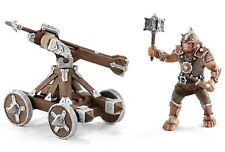 Ballista with Weapon master Schleich 42101 New Knight Novelty 2014