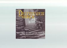 QUAKE 1 ADD-ON - DEATHMATCH MAKER - WITH EXTRA LEVELS - PC GAME - NEW