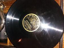 ALBERT WOLFF ,RAPSODIE ESPAGNOLE 2 disques 78 TOURS