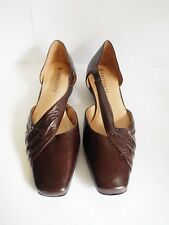 """Orizonte"" Size 39 - Ladies Mogano 'Anabel' Leather Shoes BNIB! RRP $119.95"