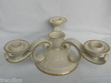 Prachtexemplar 3 armiger Kerzenständer,Viktoria,Rosenthal Porzellan,Top RAR