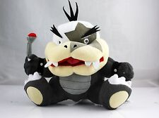 Morton JR.Big Mouth Super Mario Bros. Plush Toy Koopalings Bowser Kids 7'' Koopa
