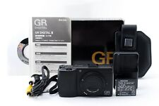 Excellent 5+ Ricoh GR DIGITAL III 10.0MP Digital Camera w/Box From JAPAN