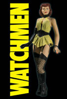 "WATCHMEN SILK SPECTRE (Classic) Series 2 Collector 7"" Action Figure - NIB NRFB !"