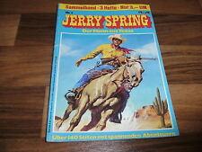 3x Jerry Spring en el volumen de recopilación # 1 de jije -- banda 1 + 2 + 3