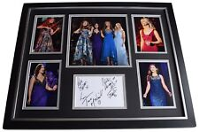 Celtic Woman SIGNED Framed Photo Autograph Huge display Music 2018 AFTAL & COA