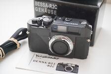 Voigtlander Bessa R2C, LN in Box, Contax/Kiev mount