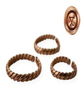 ProExl Solid Copper Ring Arthritis Relief with Gift Box (Large Size 12)
