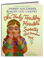 Truly Terribly Horrible Sweater That Grandma Knit Debbie Macomber FREE ship $35