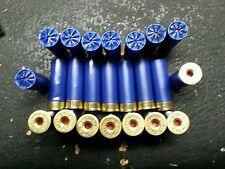 3- 12 gauge snap caps for training drills black gun 3 gun shot slug blem & used
