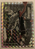 KYRIE IRVING 2019/20 Panini MOSAIC SWAGGER #8 SILVER WAVE MOSAIC PRIZM SP