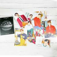 EXO PLANET #5 - EXplOration - Paper Photo Cards Chanyeol Xiumin HD Photocard