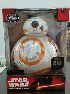 Star Wars BB-8 with Sound Effects by Disney Store