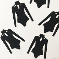 Bachelorette Party Bodysuit Scrapbooking Craft DIY Confetti