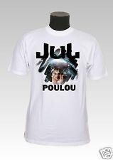 tee-shirt enfant jul personnalisable prénom réf 70