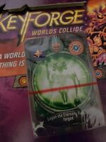 Keyforge WC - Star Alliance Untamed Logos - Daughter, Kirby, Medic Ingram, Hapis