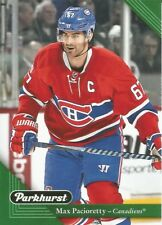 Max Pacioretty #122 - 2017-18 Parkhurst - Base