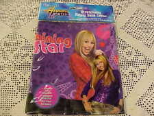Miley Cyrus as Hannah Montana Stretchable Fabric Book Cover NEW