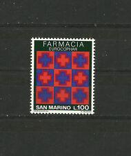 San Marino 1975 International Congress of pharmacy MNH