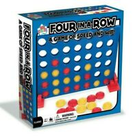 Full Size 4 in a Row Board Game Connect 4 2 PLAYER Traditional Kids Children NEW