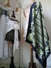Hippy Striped Vintage Scarves & Shawls
