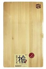 HINOKI Cypress Cutting Chopping Board Size L 480mm From Japan