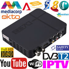 2019 newst K2 plus Mini dvb t2 tv receiver singapore mediacorp receiver youtube