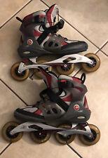 K2 Mod 8.5 Rollerblades Inline Skates Exotech Soft Boot Mens Size 10 84MM