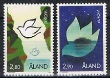 Aland postfris 1995 MNH 100-101 - Europa / Vrede en Veiligheid
