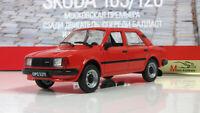 Skoda-120LS USSR Soviet Auto Legends Diecast Model 1:43 #153