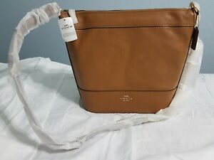 NEW COACH F72692 Leather Paxton Duffle