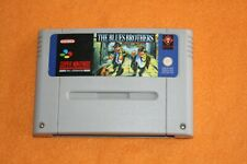 The Blues Brothers Super Nintendo SNES