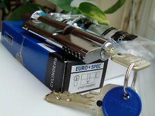 EURO SPEC HIGH SECURITY THUMB TURN EURO CYLINDER BARREL UPVC DOOR LOCK 40/50mm
