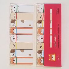 120 Sheets Dogs Cats Animal Mini Sticky Notes Page Marker Memo Tab Sticker UK