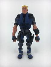 "Hasbro GI Joe Sigma Six Duke 8"" Action Figure"