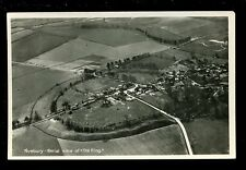 Wilts Wiltshire AVEBURY Aerial View of The Ring early PPC