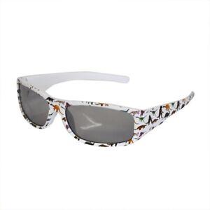 Dinosaur Print Boys Girls Kids/Child Outdoor Summer Sunglasses