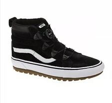 Vans Sk8-Hi MTE BOA Black/True White Suede VN0A3ZCGDX6 MENS SZ 13  New!!!!!