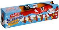 Spin Master Kinderspiel Silly Sausage Partyspiel Reaktionsspiel Kinder Spielzeug