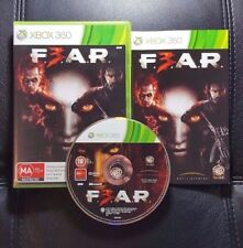 Fear 3 (Microsoft Xbox 360, 2011) Xbox 360 Game - FREE POST