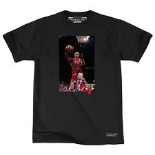 Dennis Rodman Chicago Bulls Mitchell & Ness NBA T-Shirt The Last Dance Kick