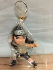 Anime Naruto Hyuga Neiji Action Figure Keyring Bag Pendant 10cm
