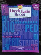 Learning Works Greek and Latin Roots Vocabulary to Improve Reading Comprehension