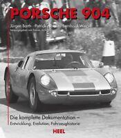 Porsche 904 Dokumentation (Entwickung Evolution Historie Carrera GTS) Buch book