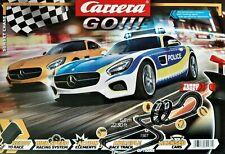 Carrera GO!!! Autorennbahn 20080137 SUNSET CHASE Mercedes AMG GT Coupe NEU & OVP