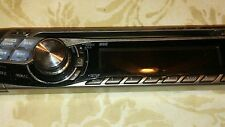 Alpine CDE-9845 Faceplate Excellent Condition Free S&H