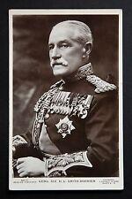 WW1 Postcard General Sir Horace Smith-Dorrien Hole Farm Northfield Birmingham