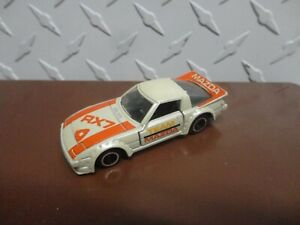 Loose Tomy Tomica White Mazda Savannah RX-7 No.74